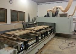 Treppenteile fräsen - CNC Lohnfräsen für Schreiner und Zimmerer